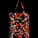 Camouflage Texture Patterns Zipper Classic Tote Bag View2