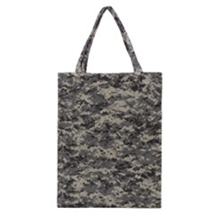 Us Army Digital Camouflage Pattern Classic Tote Bag by Simbadda