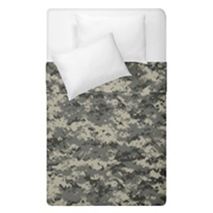 Us Army Digital Camouflage Pattern Duvet Cover Double Side (single Size) by Simbadda