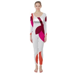 Chili Long Sleeve Catsuit