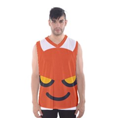 Devil Men s Basketball Tank Top by Alisyart