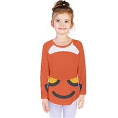 Devil Kids  Long Sleeve Tee