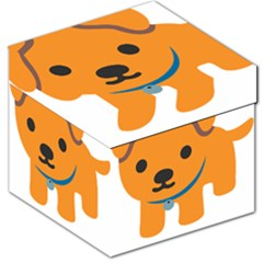 Dog Storage Stool 12   by Alisyart