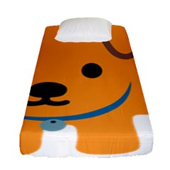 Dog Fitted Sheet (single Size)