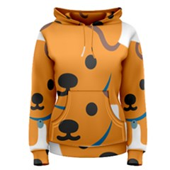 Dog Women s Pullover Hoodie