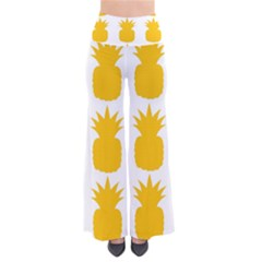 Fruit Pineapple Printable Orange Yellow Pants by Alisyart