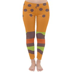 Hamburger Classic Winter Leggings