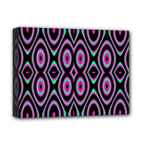 Colorful Seamless Pattern Vibrant Pattern Deluxe Canvas 16  X 12