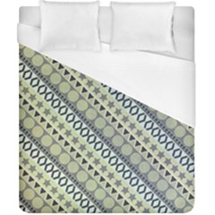 Abstract Seamless Background Pattern Duvet Cover (california King Size) by Simbadda