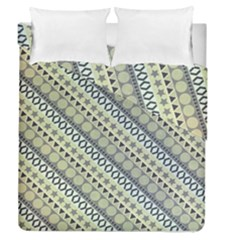 Abstract Seamless Background Pattern Duvet Cover Double Side (queen Size) by Simbadda