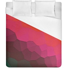 Abstract Elegant Background Pattern Duvet Cover (california King Size) by Simbadda
