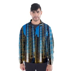 Two Abstract Architectural Patterns Wind Breaker (men)