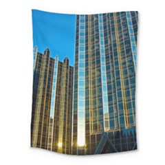 Two Abstract Architectural Patterns Medium Tapestry