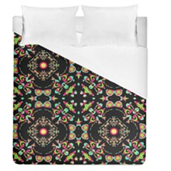 Abstract Elegant Background Pattern Duvet Cover (queen Size) by Simbadda