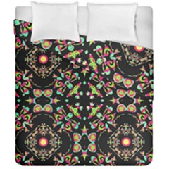 Abstract Elegant Background Pattern Duvet Cover Double Side (california King Size)
