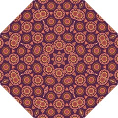 Abstract Seamless Mandala Background Pattern Folding Umbrellas by Simbadda