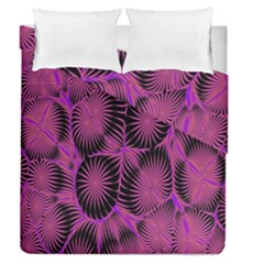Self Similarity And Fractals Duvet Cover Double Side (queen Size)
