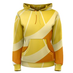 Orange Lime Yellow Fruit Fress Women s Pullover Hoodie