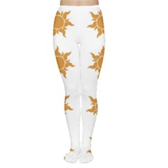 Sun Cupcake Toppers Sunlight Women s Tights