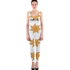Sun Cupcake Toppers Sunlight Onepiece Catsuit