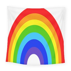 Rainbow Square Tapestry (large)