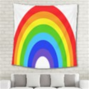 Rainbow Square Tapestry (Large) View2