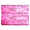 Pink Curtains Background iPad Air Hardshell Cases View1