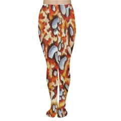 Pebble Painting Women s Tights