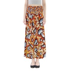 Pebble Painting Maxi Skirts