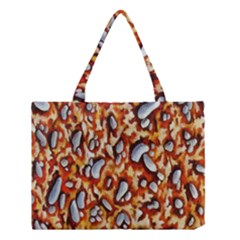Pebble Painting Medium Tote Bag by Simbadda