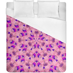 Mandala Tiling Duvet Cover (california King Size) by Simbadda