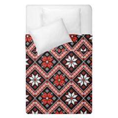 Folklore Duvet Cover Double Side (single Size) by Valentinaart