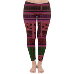 Blaster Master Classic Winter Leggings