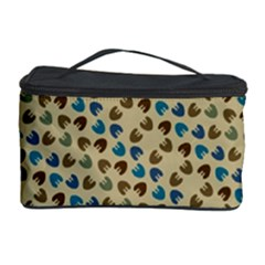 Abstract Seamless Pattern Cosmetic Storage Case by Simbadda