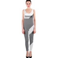 Gradient Base Onepiece Catsuit