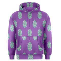 Disco Ball Wallpaper Retina Purple Light Men s Zipper Hoodie by Alisyart