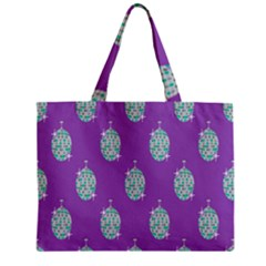 Disco Ball Wallpaper Retina Purple Light Zipper Mini Tote Bag
