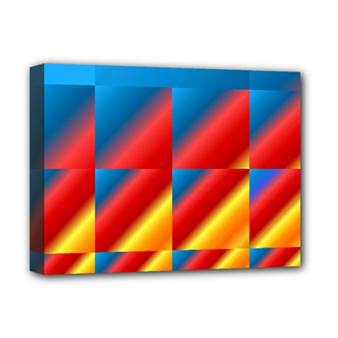 Gradient Map Filter Pack Table Deluxe Canvas 16  X 12