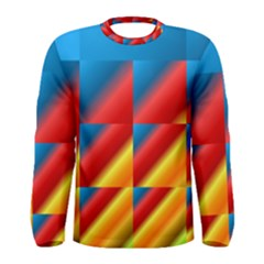 Gradient Map Filter Pack Table Men s Long Sleeve Tee