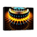 Abstract Led Lights Deluxe Canvas 16  x 12   View1