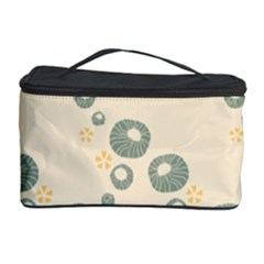 Flower Floral Pink Cosmetic Storage Case