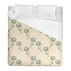 Flower Floral Pink Duvet Cover (full/ Double Size)