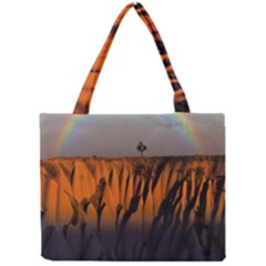 Rainbows Landscape Nature Mini Tote Bag