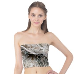 Earth Landscape Aerial View Nature Tube Top by Simbadda