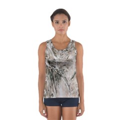 Earth Landscape Aerial View Nature Women s Sport Tank Top