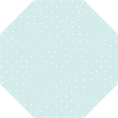 Mages Pinterest White Blue Polka Dots Crafting  Circle Straight Umbrellas