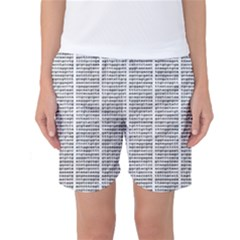 Methods Compositions Detection Of Microorganisms Cells Women s Basketball Shorts