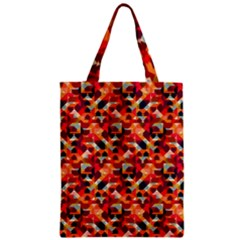 Modern Graphic Classic Tote Bag by Alisyart