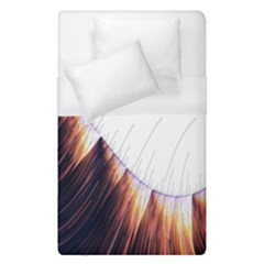 Abstract Lines Duvet Cover (single Size)