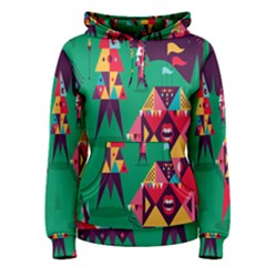 Studio Crafts Unique Visual  Projects Women s Pullover Hoodie